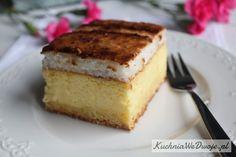 166-sernik-z-beza-kuchniawedwoje-pl Dessert Spoons, Mince Meat, Crumpets, Mud Pie, Fritters, Flan, Doughnut, Cheesecake, Meals