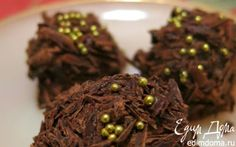 Трюфель в шоколадной стружке | Кулинарные рецепты от «Едим дома!»