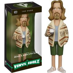 Big Lebowski  The Dude Vinyl Idolz Figur