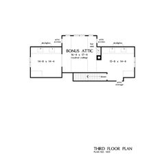 House Plan 1455 has