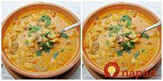 Táto polievka od vás získa plný počet: Je taká dobrá, že na druhý chod hneď zabudnete!