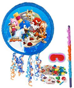 Sonic Boom Pinata Kit - ThePartyWorks