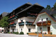 Our hotel - Fuschl am See