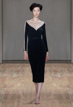 Jenny Packham.  Dress with Sleeves  24.WD163B.jpg evening dress with sleeves  #dress #sleeves lbd