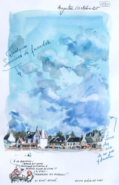 Une Bretagne par les Contours / Argenton