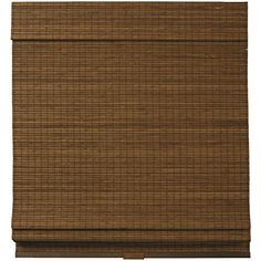 Cordless Woven Wood Bamboo Roman Shade Brown (36x64) Zig Zag https://www.amazon.com/dp/B01LW0FVWH/ref=cm_sw_r_pi_dp_x_lLHJybM7RGM45