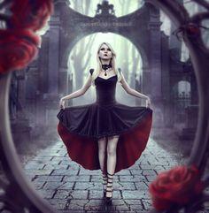 Gothic Symphony by VampireDarlla.deviantart.com