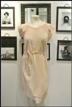 Noa Noa Sweet Dress in Peach