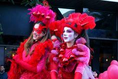 Pero que alegría de carnavales!! Estamos encantadas de que nos traigais vuestras ideas de disfraz:) A disfrutar!