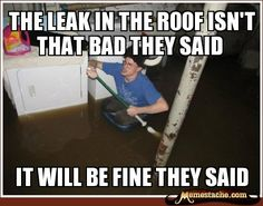 #leaveittotheprofessionals #roofrescue