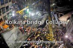 Image result for kolkata bridge collapse reason