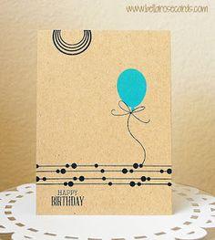 Uniko Studio B-Day cards