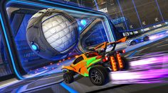 Rocket League launches on Nintendo Switch offering cross network play with PC and Xbox #Playstation4 #PS4 #Sony #videogames #playstation #gamer #games #gaming