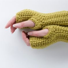 Handmade Women's Fingerless Texting Gloves Vegan