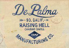 DePalma Clothing on Behance