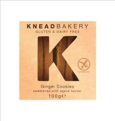 Ginger Cookies, Knead Bakery, £3.00