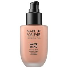 Make Up Forever Face & Body Liquid Makeup - Y405 golden honey
