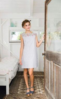 patron gratuit couture robe femme