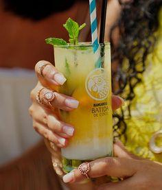 Batida Passion Cocktail – Mangaroca Batida de Côco
