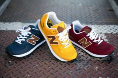 New Balance 574 Backpack automne 2012