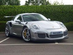1st 991 generation 911 GT3 RS lands on the UK forecourts for an eye watering £300k - So just a bit more than that's £135k list price