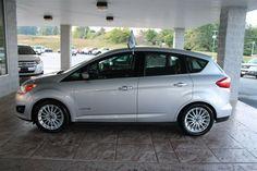 2013 Ford C-Max Hybrid, 32,468 miles, $22,960.