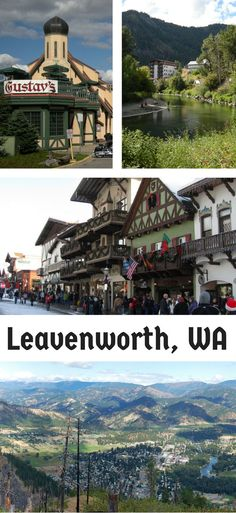 There�s a totally authentic Bavarian village clone in the Pacific Northwest.