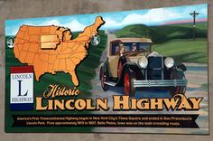 The Lincoln Highway Turns 100!