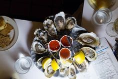A Photo Essay Of A New York Institution: Grand Central #Oyster Bar. -LuckyPeach #Foodies