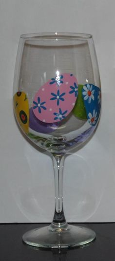 Beach Themed Wine Glasses Google Search Wine Glasses
