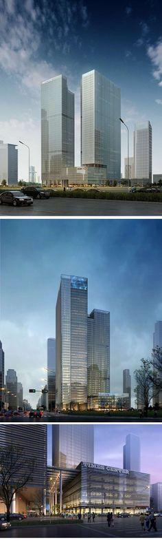 Genzon Times Center, Shenzhen