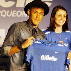 A Gillette é a mais nova patrocinadora do FC Barcelona. A marca será a parceira do time na América Latina.