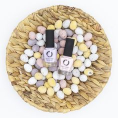 vegan & cruelty-free nail polish by heroine. Pastel Nail Polish, Nail Polish Designs, Nail Polish Colors, Colors For Skin Tone, Tie Colors, Engagement Rings On Finger, Wedding Nail Polish, Work Nails, Groom Ties