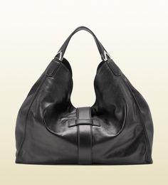 Gucci - soft stirrup shoulder bag