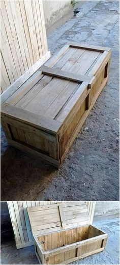 Besides having giant size of the storage box portions in the house to make it look messy, it would be suggested to add the house with the simple and modish designs of the storage box work. You can think about placing a unique and much elegant piece of the wood pallet work in it.