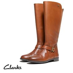 Clarks Autumn/Winter 2014 Collection | Sneak Peek | shoes | tall boots | equestrian boots