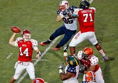 Quarterbacks struggle mightily in Senior Bowl, but defenders shine from start to finish
