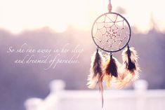 For the dream catcher Hanging Mobile, Diy Hanging, Dream Catcher Quotes, Arrow Words, Dreamcatcher Wallpaper, Dreamcatcher Feathers, Feather Dream Catcher, Dream Catchers, Pinterest Images