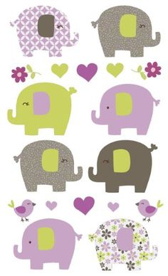 Best Elephant Wall Stickers: From Nursery Wall Decals To Bedroom Decor