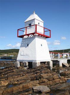 Conche Lighthouse, Newfoundland Canada