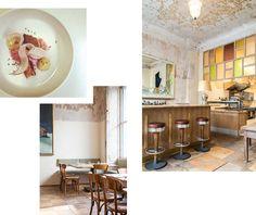 DÓTTIR Restaurant und Bar  nordisch kreative Küche mit viel Fisch, #isländisch Berlin Mitte mittelstraße 40 10117 berlin  www.dottirberlin.com  dienstag - samstag ab 18 uhr