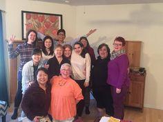To all of my dear Myoho Sisters---Happy SGI-USA Women's Day! NMRK