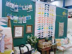 Image result for international quilt market booths