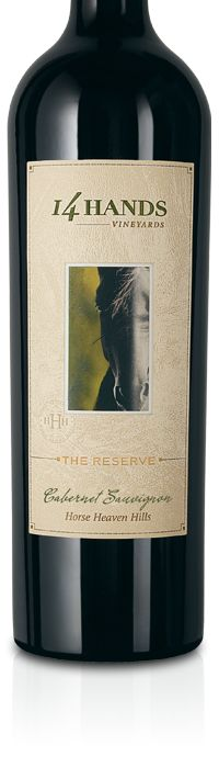 14 Hands Winery : 2009 The Reserve Cabernet Sauvignon