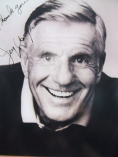 Jerry Van Dyke, took a minute to direct traffic in Downtown Danville, when he returned home to be recognized on Jerry Van Dyke day.   Jerry went from making Danville classmates laugh to making the world laugh as Luther Van Dam in television's Coach – just one of many hysterical television characters brought to life by this Danville native.