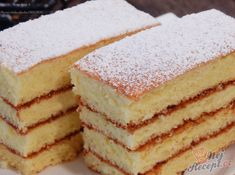 Desert Recipes, Vanilla Cake, Sweet Recipes, Ale, Deserts, Food And Drink, Sweets, Cookies, Baking
