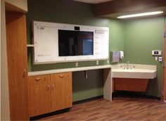 Glass Healthboard   Dry Erase Board For Healthcare Industry