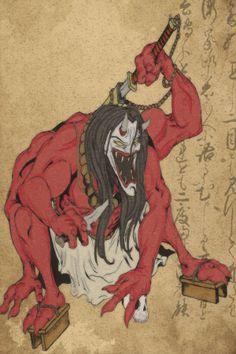 Oni | Scarylines: Oni