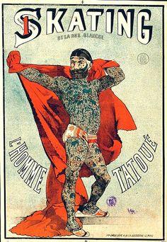 Vintage et cancrelats: Le Cirque