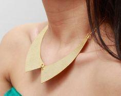 Gömlek Yaka Kolye | Modapik necklace indirim 55,20 TL Gold Necklace, Jewelry, Fashion, Jewellery Making, Moda, Gold Pendant Necklace, Jewelery, Jewlery, Fasion